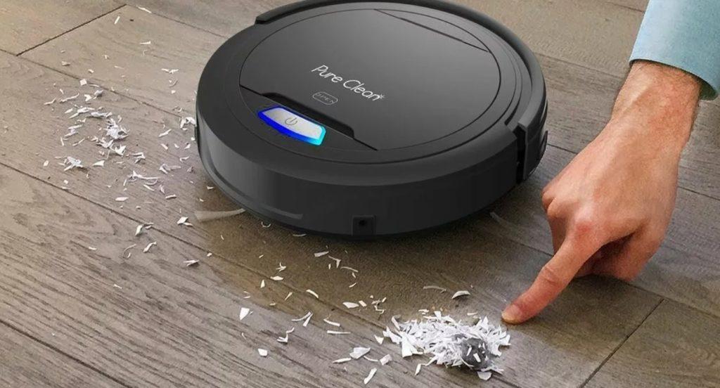 как назвать пылесос робот смешно