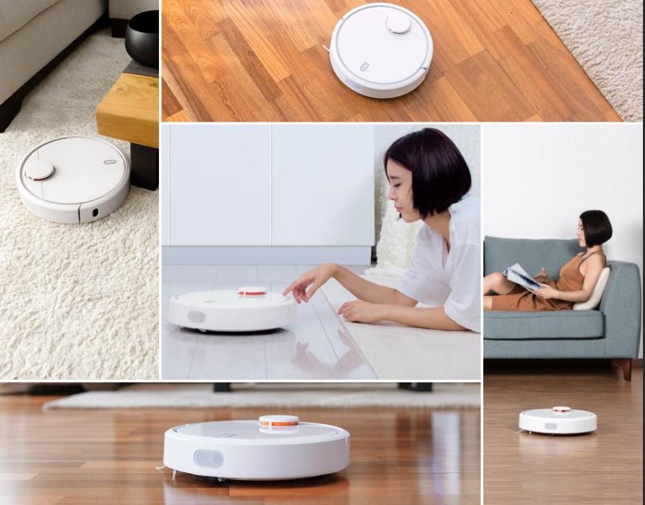 как подключить робот пылесос