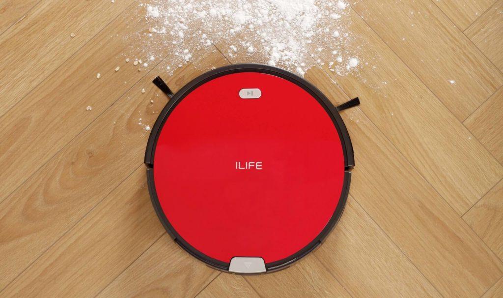 Робот-пылесос iLife V8c