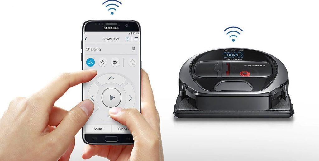 почему робот пылесос не подключается к wifi