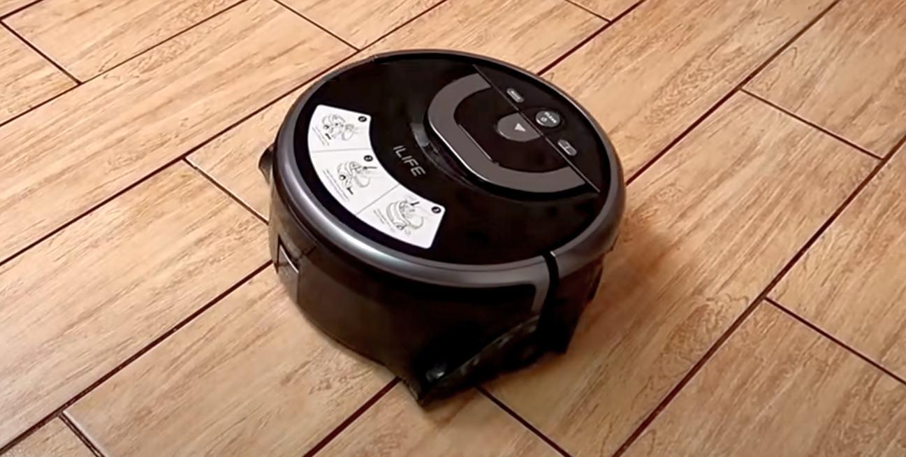 робот пылесос ilife w400 - отзывы