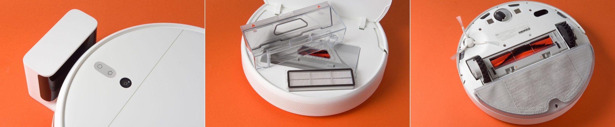 робот пылесос mi robot vacuum mop отзывы