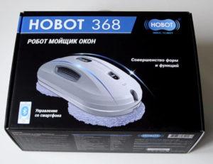 мойщик окон hobot 368