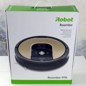 Обзор, комплектация iRobot Roomba 976