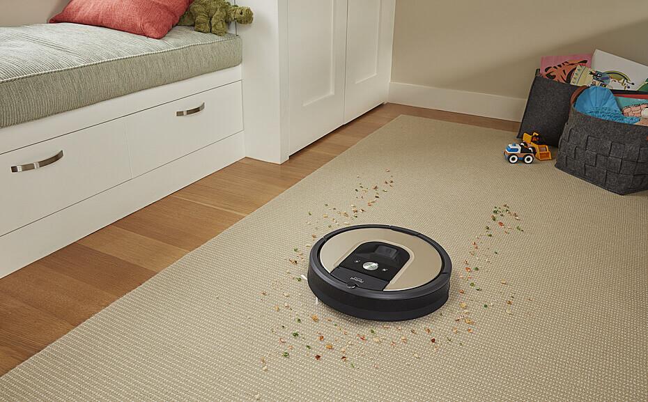 робот пылесос irobot roomba 976: отзывы покупателей