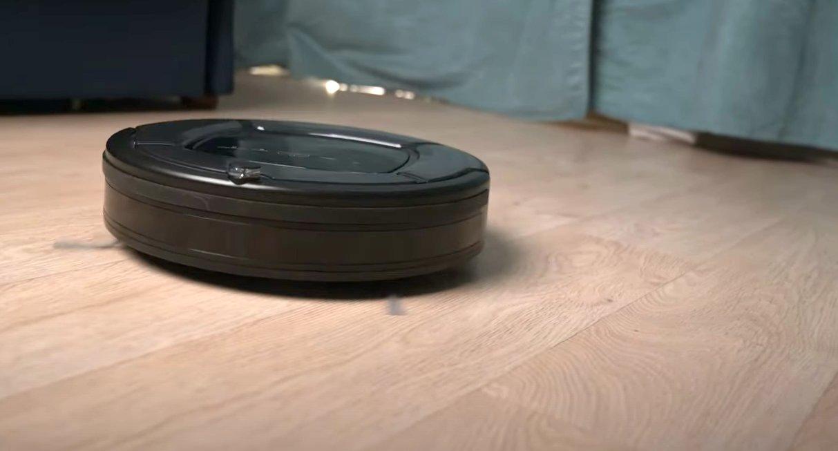 робот пылесос vcr16