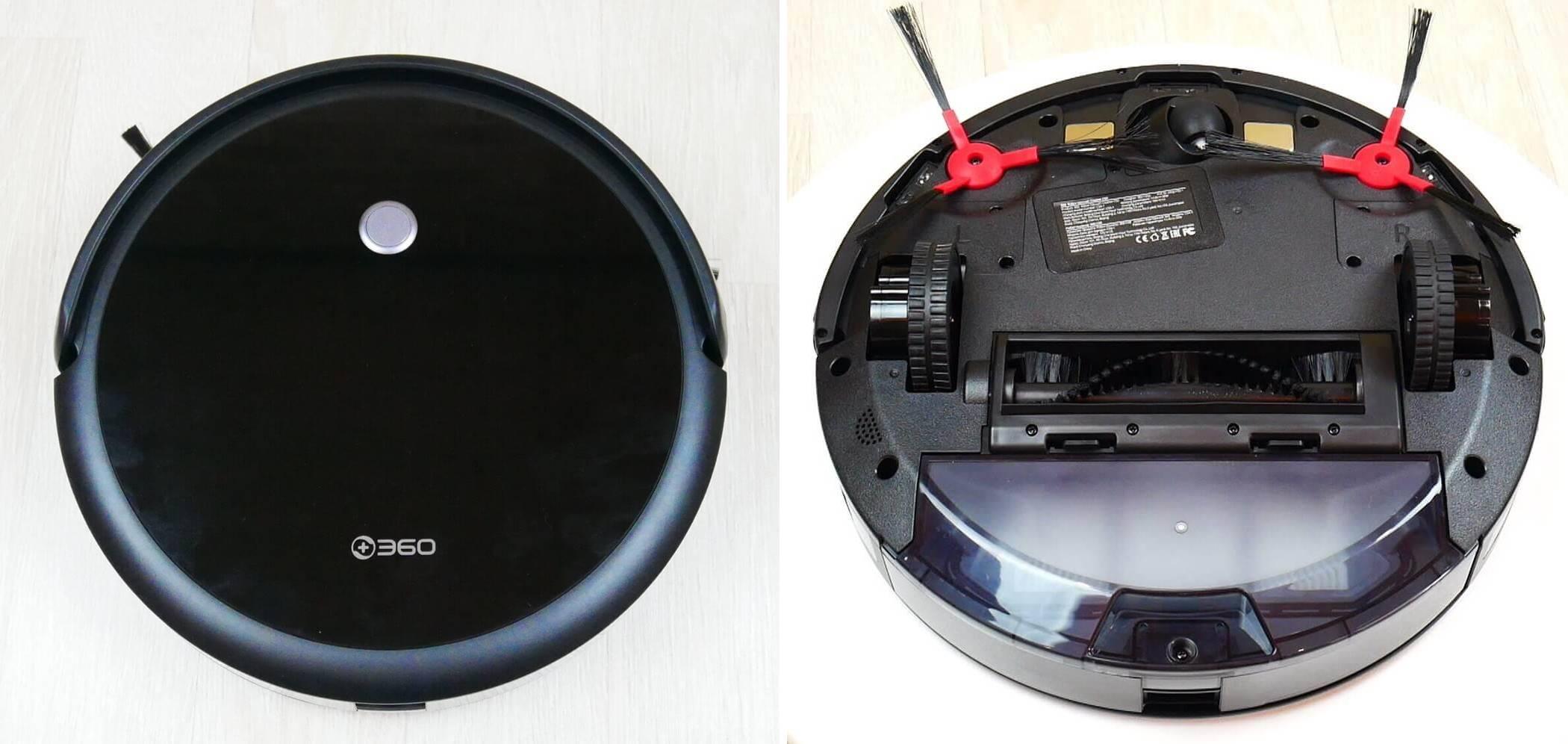 робот пылесос 360 c50