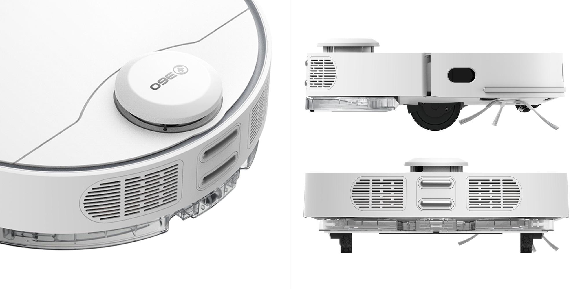 360 robot vacuum cleaner s9 - отзывы