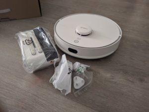 робот пылесос 360 robot vacuum cleaner s5 - обзор, отзывы