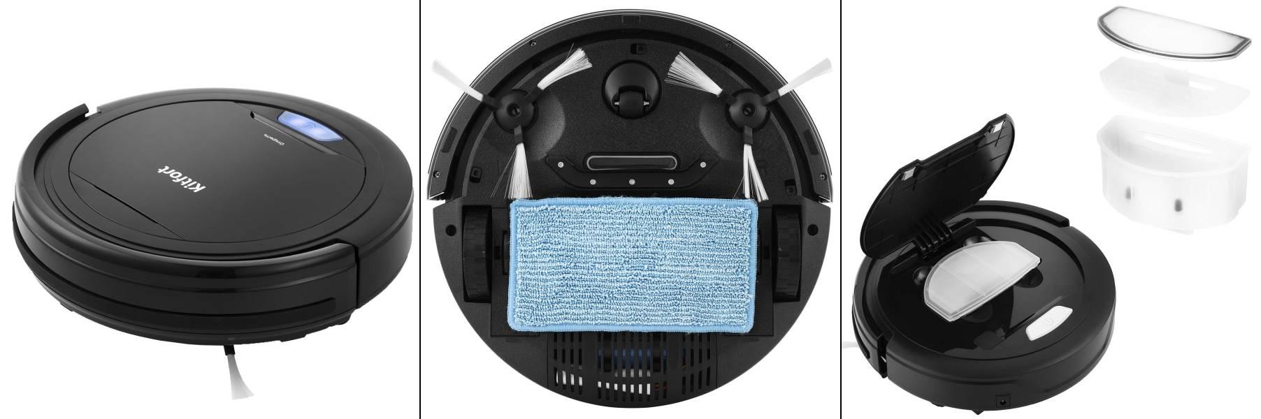 робот пылесос китфорт 562 - отзывы
