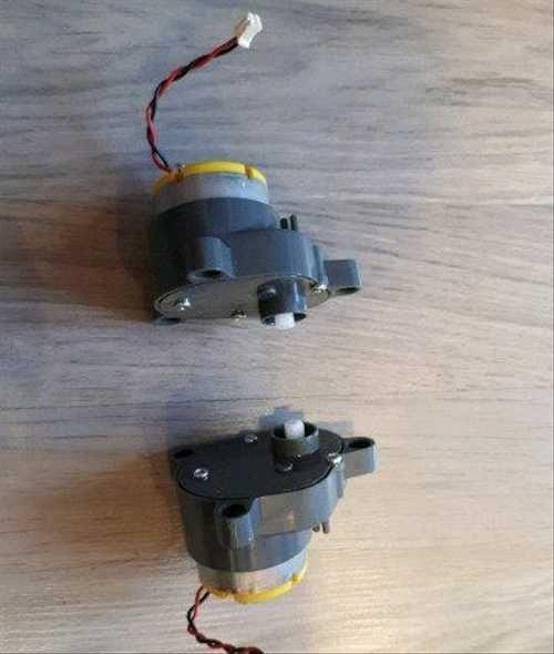 Мотор боковой щетки робота-пылесоса