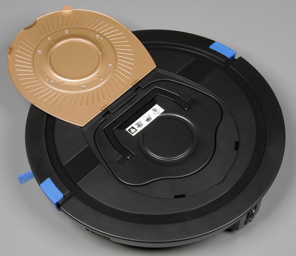 Робот-пылесос Филипс - ошибка E2