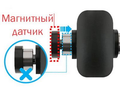Магнитный датчик робота-пылесоса Iclebo