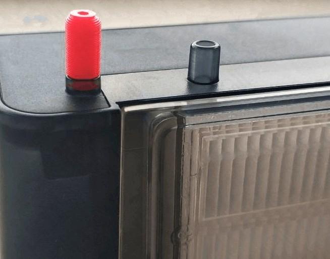 Печать на 3D-принтере детали для робота-пылесоса