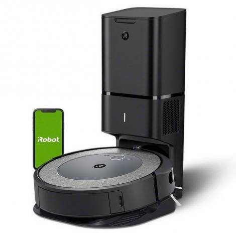 irobot roomba i3 plus со станцией самоочистки мусора