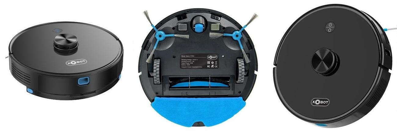 Робот-пылесос Xbot L7 Pro со станцией самоочистки - отзывы